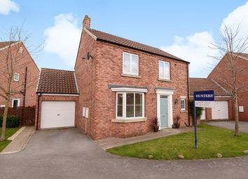 Thumbnail 3 bedroom detached house for sale in Lockwood Lane, Easingwold, York