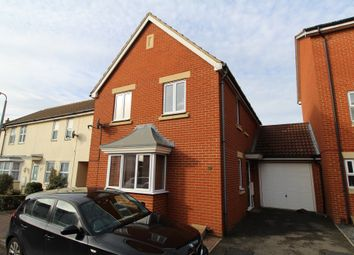 Thumbnail 3 bed detached house for sale in Septimus Drive, Highwoods, Colchester