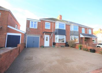 Thumbnail 4 bedroom semi-detached house for sale in Cleveland Avenue, Weymouth