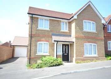 Thumbnail 4 bed detached house for sale in Daubeny Close, Wokingham, Berkshire