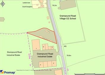 Thumbnail Land to let in Commercial Yard, Grampound Road, St Austell, Cornwall
