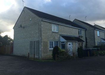 Thumbnail 2 bed terraced house to rent in Charter Road, Chippenham