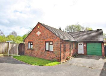 Thumbnail 3 bed detached bungalow for sale in Rockingham Close, Birchwood, Cheshire
