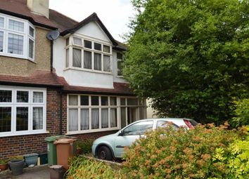 Thumbnail 3 bed end terrace house for sale in Stoneleigh Avenue, Worcester Park, Surrey