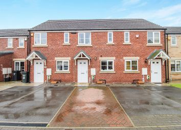 Thumbnail 2 bed terraced house for sale in Harley Head Avenue, Lightcliffe, Halifax