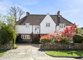 Thumbnail 5 bed detached house to rent in Southfield Place, Weybridge