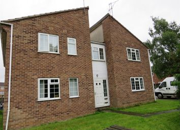 Thumbnail 1 bed flat for sale in Lockington Close, Chellaston, Derby