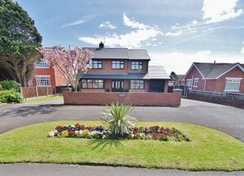 Thumbnail 3 bed detached house for sale in Lytham Road, Freckleton, Preston