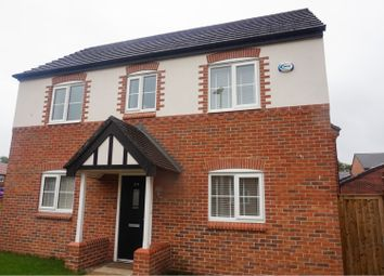 Thumbnail 3 bed detached house for sale in Longridge Drive, Netherton