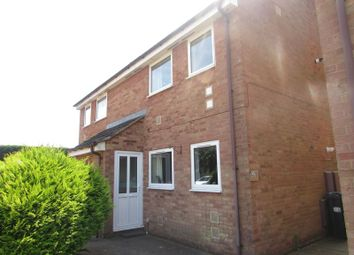 Thumbnail 1 bed flat to rent in Drew Crescent, Kenilworth