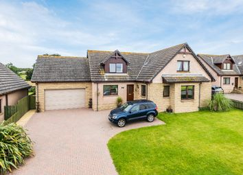 Thumbnail 5 bed detached house for sale in Colliston, Colliston, Angus