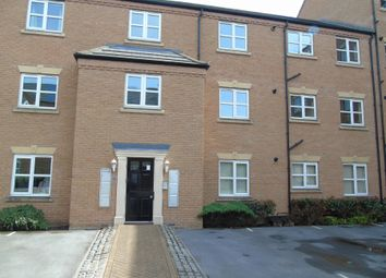 Thumbnail 2 bed flat to rent in Coral Close, City Point, Derby
