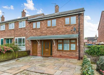 Thumbnail 3 bed terraced house to rent in Cartmel Place, Ashton-On-Ribble, Preston