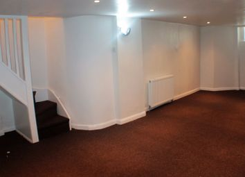 Thumbnail 3 bed flat to rent in Shrewsbury Road, London