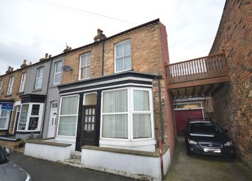 Thumbnail 3 bed end terrace house for sale in Spring Bank, Scarborough