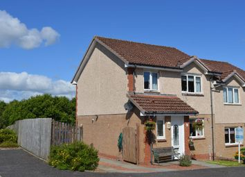 3 bed semi-detached house for sale in Priory Lane, Lesmahagow, Lanark ML11