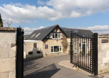 Thumbnail 4 bed detached house for sale in Ostlings Lane, Bathford, Bath