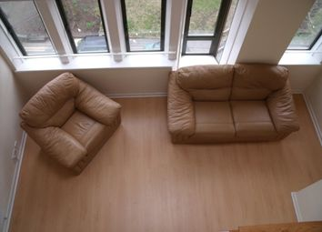 Thumbnail 1 bed flat to rent in Stevens Terrace, St Paul`S Square, Birmingham