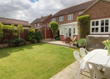 Thumbnail 3 bedroom semi-detached house for sale in Manor Close, North Duffield, Selby
