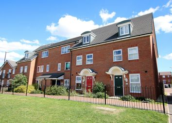Thumbnail 3 bedroom town house for sale in Cossington Road, Coventry