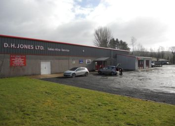 Thumbnail Light industrial for sale in Unit 6, Bala Industrial Estate, Bala