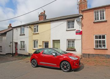 Thumbnail 2 bed terraced house for sale in Peter Street, Bradninch