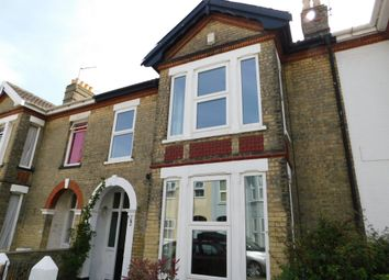 Thumbnail 5 bed terraced house for sale in Windsor Road, Lowestoft