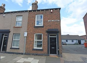 Thumbnail 2 bed end terrace house to rent in Lorne Crescent, Carlisle