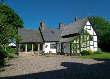 Thumbnail 3 bed detached house to rent in Nantwich Road, Wrenbury Heath, Nantwich