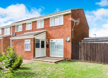 Thumbnail 3 bedroom end terrace house for sale in Janaway Gardens, St Denys, Southampton