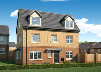"""Thumbnail 4 bed property for sale in """"The Firswood"""" at Newbury Road, Skelmersdale"""