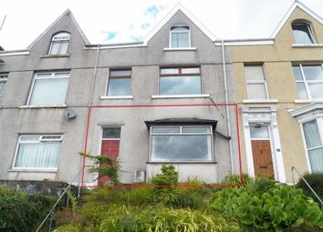 Thumbnail 1 bedroom flat for sale in Devon Terrace, Ffynone Road, Uplands, Swansea