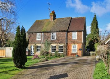 Thumbnail 4 bed semi-detached house for sale in George Street, Staplehurst, Kent