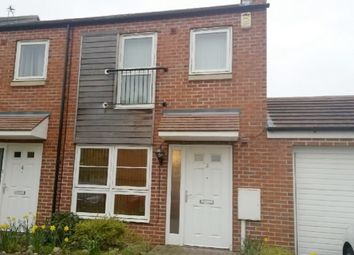 Thumbnail 2 bed terraced house to rent in Berberis Way, Grimsby