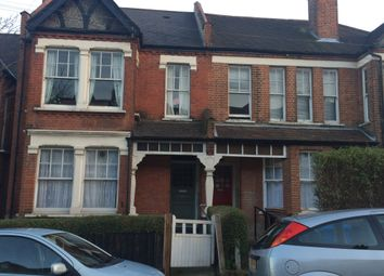 Thumbnail 3 bed flat to rent in Grove Hill Road, London