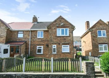 Thumbnail 3 bed semi-detached house for sale in Askew Court, Stocksbridge, Sheffield, South Yorkshire