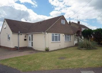 Thumbnail 5 bed bungalow for sale in Stoneygate Road, Leagrave, Luton