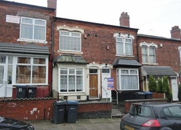 Thumbnail 3 bedroom terraced house for sale in Malvern Road, Handsworth, Birmingham, West Midlands