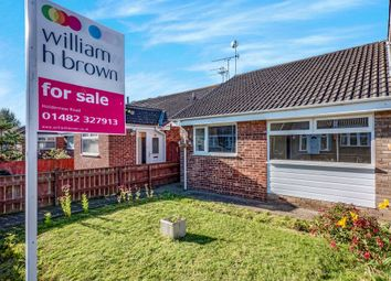 2 bed semi-detached bungalow for sale in Wensleydale, Hull HU7