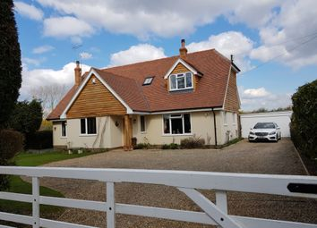 Thumbnail 5 bed detached house for sale in Church Lane, Molash