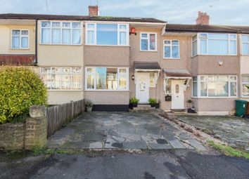 Thumbnail 4 bed terraced house for sale in Macdonald Avenue, Hornchurch, Essex