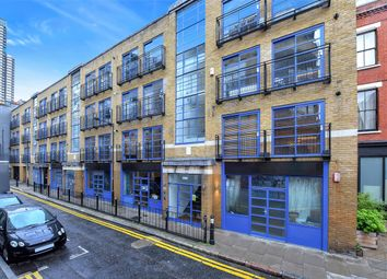 Thumbnail 1 bed flat for sale in Calvin Street, London