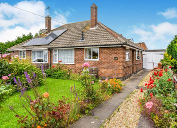 Thumbnail 2 bed semi-detached bungalow for sale in Denham Close, Skegness