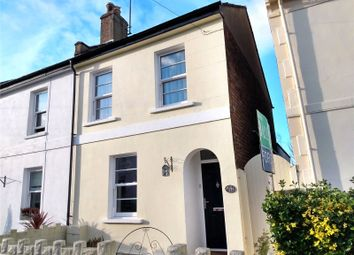 Thumbnail 2 bed end terrace house to rent in Moorend Crescent, Cheltenham