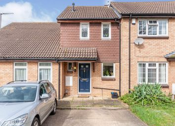 Thumbnail 2 bed terraced house for sale in Swift Close, Letchworth Garden City