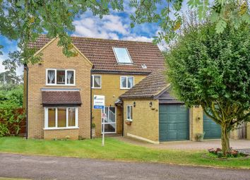 Thumbnail 4 bed detached house for sale in Dew Pond Road, Flitwick, Bedford