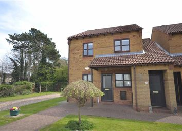 Thumbnail 2 bed flat for sale in Neville Turner Way, Waltham, Grimsby