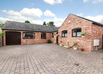 Thumbnail 3 bed detached bungalow for sale in Page Lane, Diseworth, Derby