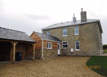 Thumbnail 4 bed property to rent in Boxworth End, Swavesey, Cambridge