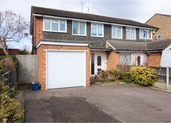 Thumbnail 3 bed semi-detached house for sale in Eastwood Road North, Leigh-On-Sea